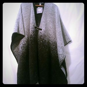 Andrew Mark oversized  cape or poncho